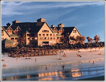 Disney Vero Beach Vacation Resort Client Club Scale 1 16